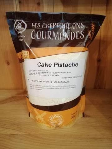 Farine pour Cake Pistache - Minoterie Dréan