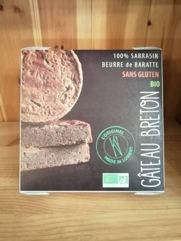 Gâteau Breton, L'Original